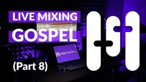 Live Mixing Session Gospel Part 8