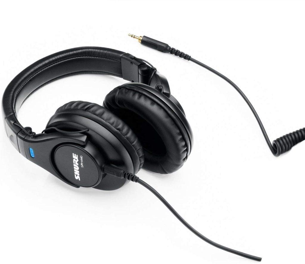 Best Headphones Under $100 - Shure 440's